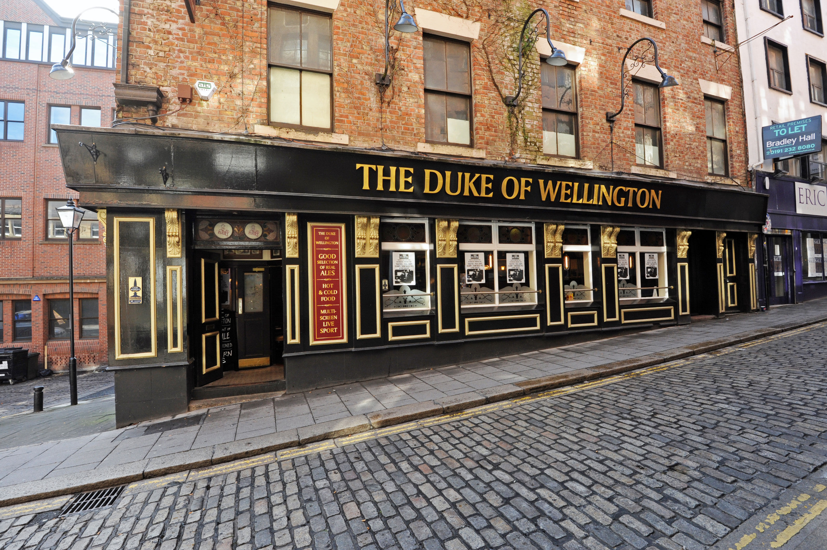 Live Acoustic Music, Here At The Duke Of Wellington