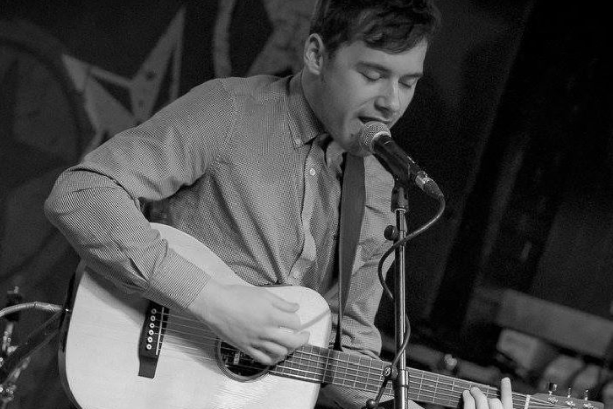 Live Acoustic Music, Kieran Taylor, Newcastle, Live Music in Newcastle