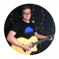 stephen wilson // guitar vocalist