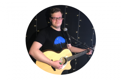 stephen wilson // guitar vocalist, wedding singer cambridge, wedding singer newcastle