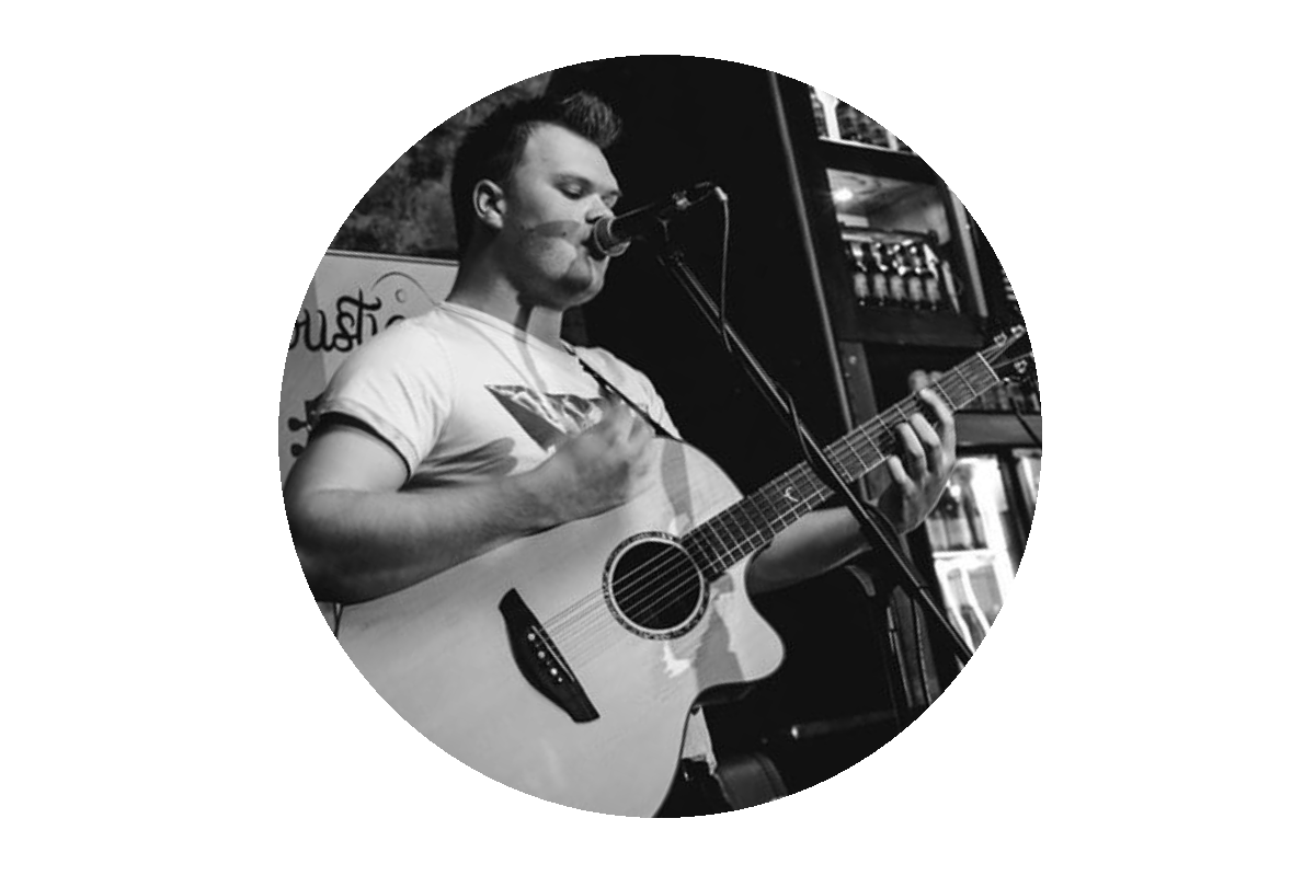 Stephen Wilson - Newcastle Musician, live music Jesmond