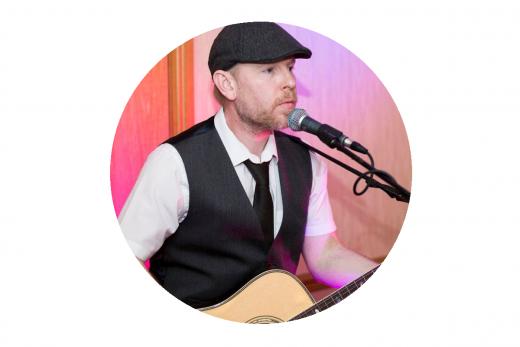 Mark stevenson Leicester Musician