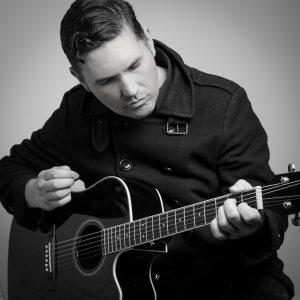 Paul Tabor Guitar Vocalist Leicester