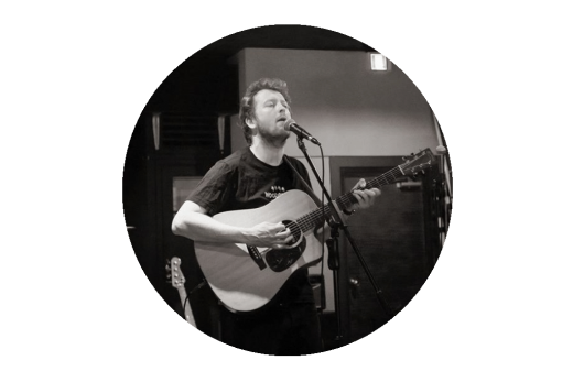 Dan Hughes Musician Northamptonshire
