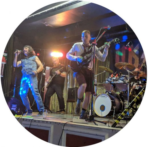 AC/DC cover band