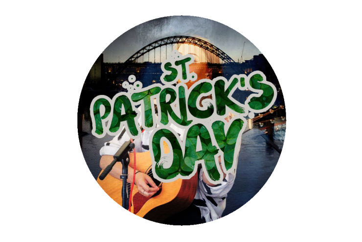 st patrick's day Newcastle, st patrick's day Newcastle events, Irish music Newcastle