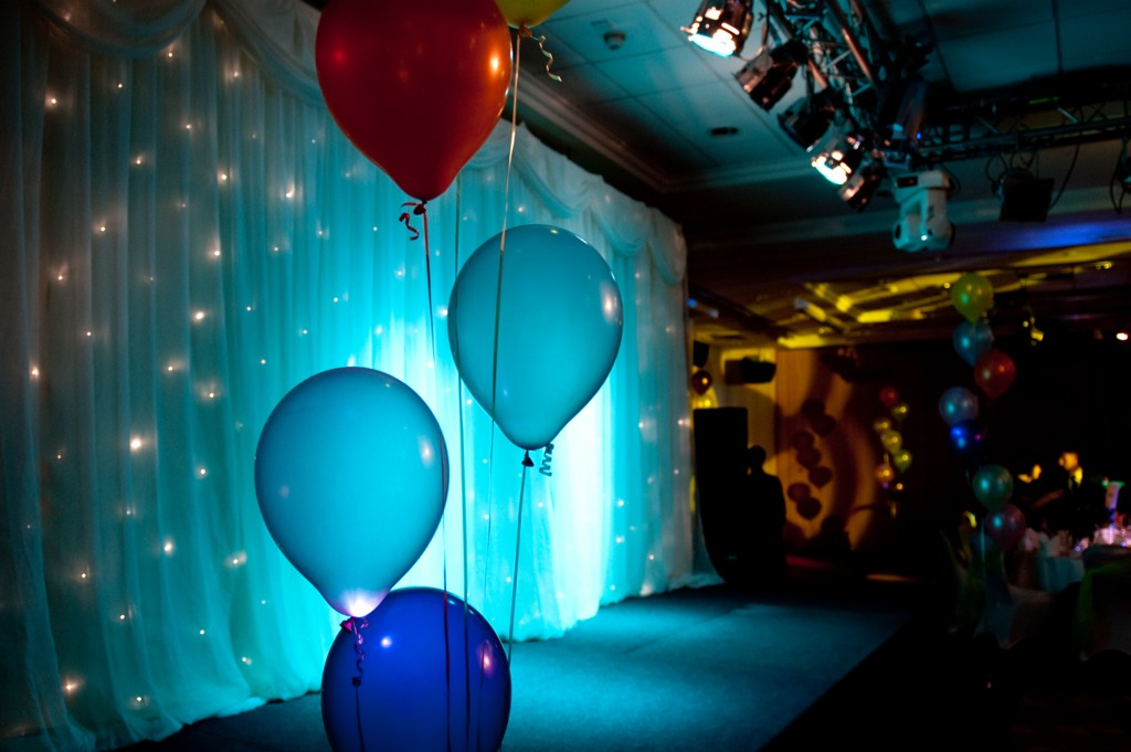 balloon hire newcastle