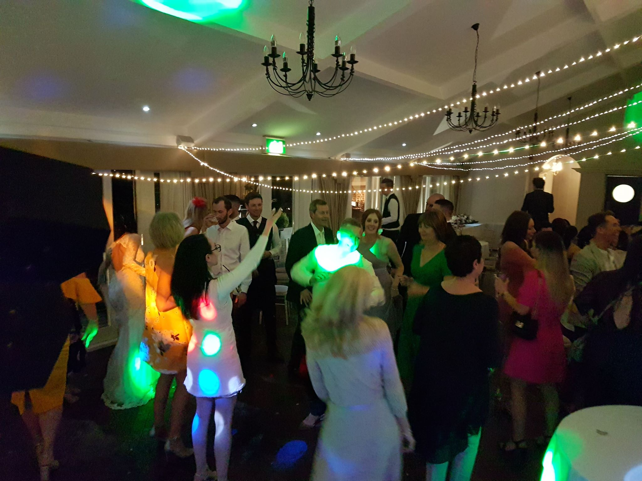 wedding DJ hire North East