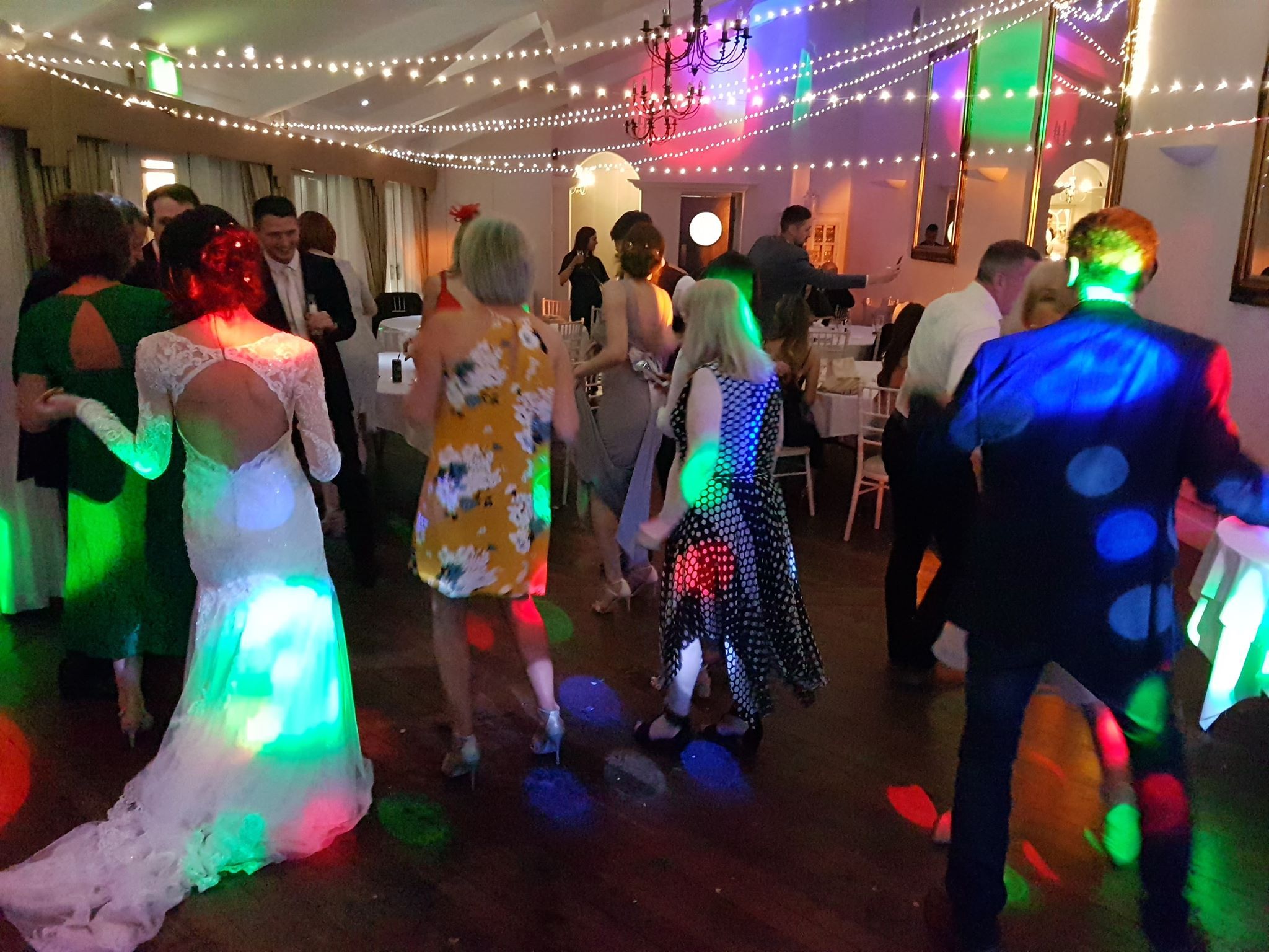 Wedding DJ hire Durham