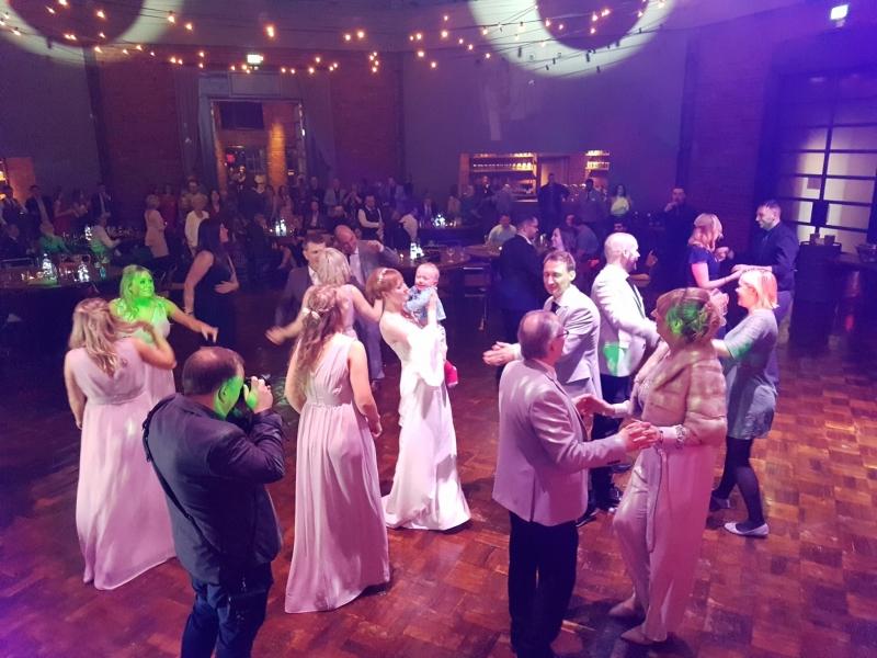 wedding DJ hire Newcastle