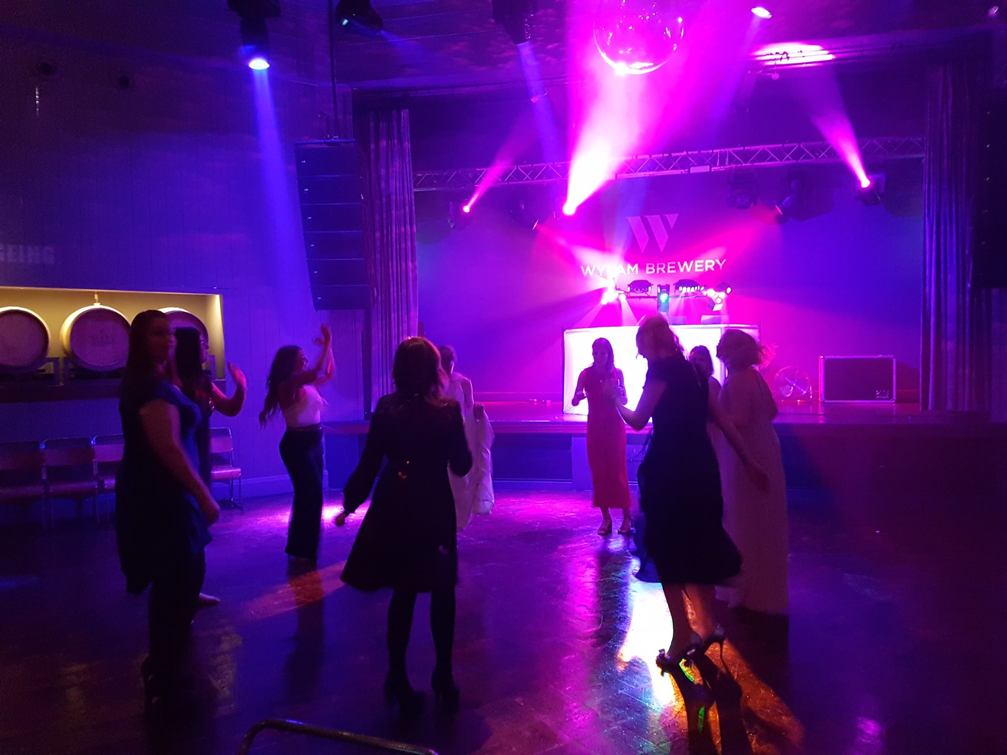 party dj hire newcastle