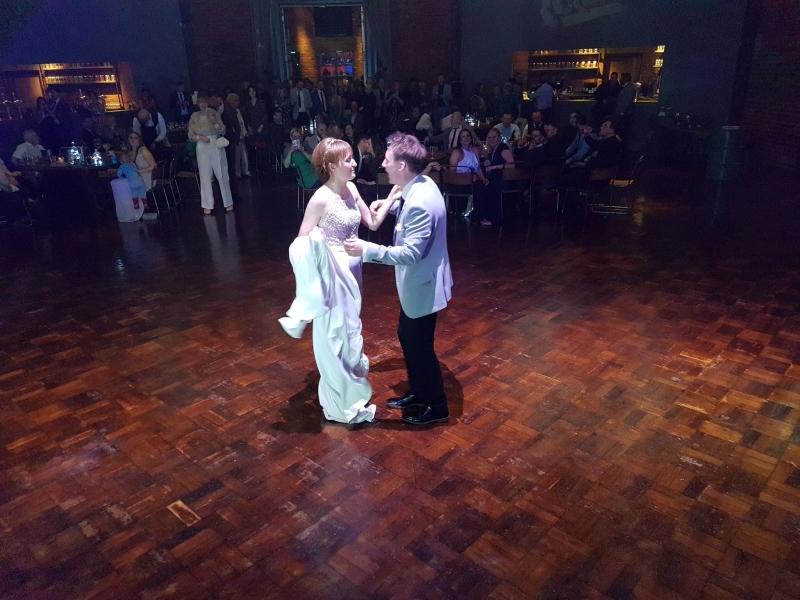 Wedding at Wylam Brewery