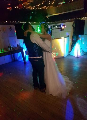 wedding DJ hire Durham
