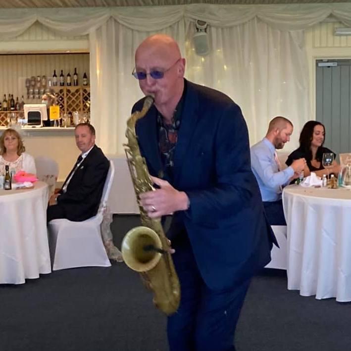 Wedding Saxophonist Newcastle